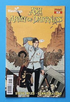 Ash and the Army of Darkness #1 Hastings Entertainment Exclusive Variant 2013