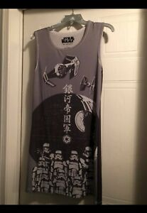 Star Wars Cosplay Dress