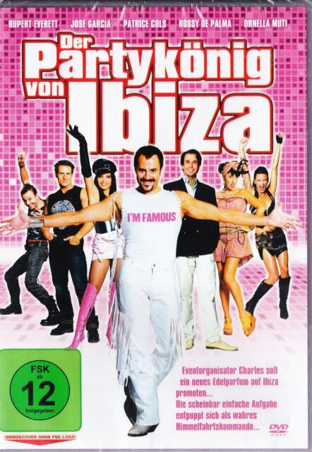 Der Partykönig von Ibiza - DVD - Neu und originalverpackt in Folie