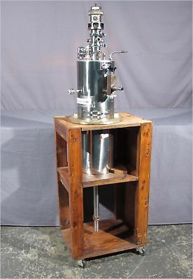 Janis Research Model Dt Cryostat Dewar