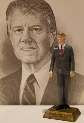 JIMMY CARTER FIGURINE - ADD TO YOUR MARX COLLECTION