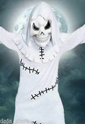 ★ Amscan Scary Geist Geister Gespenst Gespensterkostüm kostüm Ghost - Geist Halloween Scary Kostüm