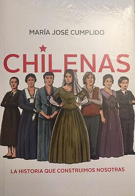 Chilenas -  Maria Jose Cumplido comprar usado  Enviando para Brazil