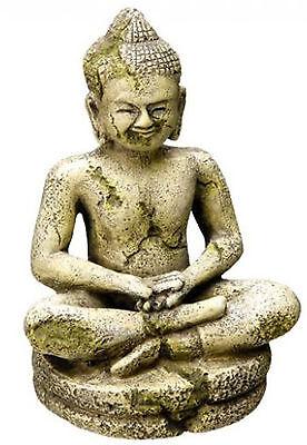 Aqua Ornaments Buddha Dekoration Dekor für Aquarium Terrarium Statue Skulptur