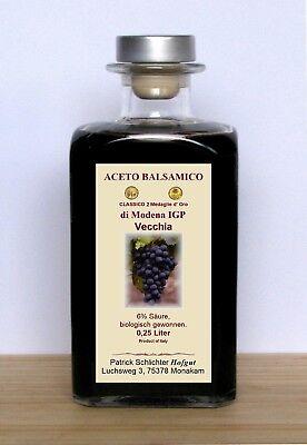 Aceto Balsamico Veccio di Modena I.G.P. ACETIFICIO BALSAMICO Balsamessig 0,50 L
