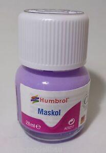 (17,11€/100ml) HUMBROL™ Maskol, Maskierlack, 28ml, AC5217
