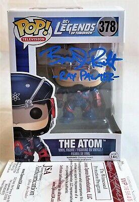 Brandon ROUTH SIGNED THE ATOM Funko Pop Autograph JSA COA DC Legends of Tomorrow