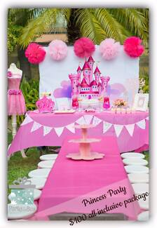 Party Package for 16 kids =$ 80. Extra stool $1.20 extra table $5