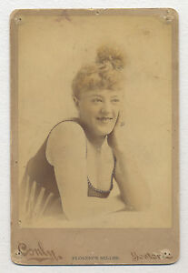 1890s-THEATRE-ACTRESS-FLORENCE-MILLER-CABINET-PHOTO-C-F-CONLEY-BOSTON