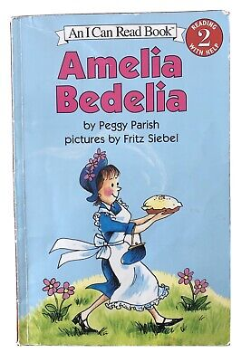 Amelia Bedelia (I Can Read Level 2) by Peggy Parish - Paperback Book