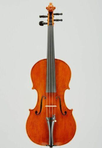 Fine Italian violin by Delfi Merlo with certificate
