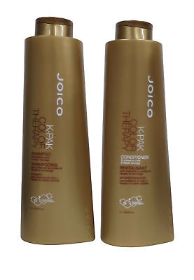 Joico K-Pak Color Therapy Shampoo and Conditioner Duo 33.8 oz