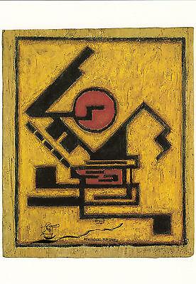 Kunstkarte: Erich Buchholz - Platte 16