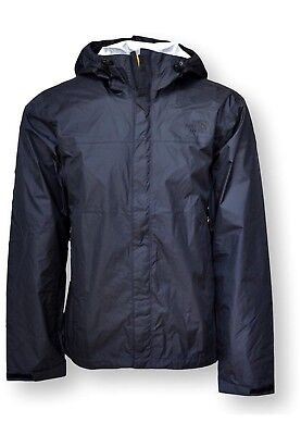 The North face Men Venture In Black Size Large BNWT Best Rain & Wind Jacket