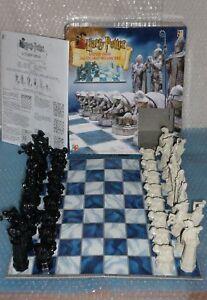 HARRY POTTER Wizard's Chess ((custom paint))