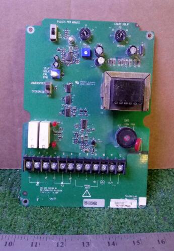 1 USED MILLTRONICS PBD-51034981 CIRCUIT BOARD CONTROL ***MAKE OFFER***