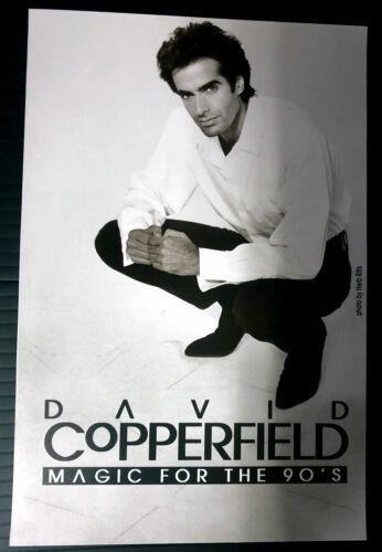 Original David Copperfield Magic For The 90