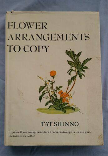 Flower Arrangements To Copy by Tat Shinno