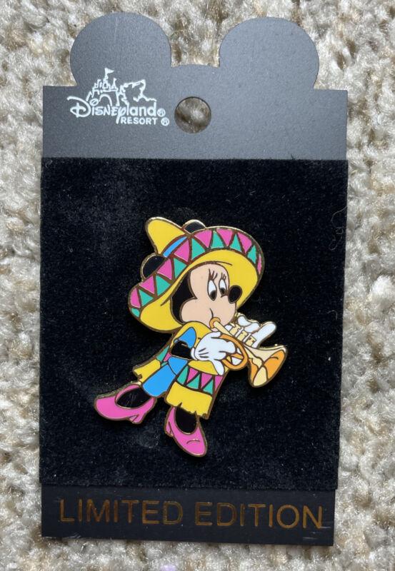 DCA Mariachi Minnie Disney Pin 6957