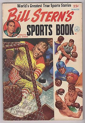 Bill Stern's Sports Book V2-#2, Winter 1952 - Fine - Very Fine Condition'