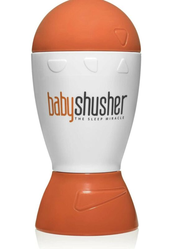 Baby Shusher the Sleep Miracle Soother Sound Machine for Babies FREE SHIPPING!!