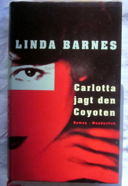 CARLOTTA JAGT DEN COYOTEN - Linda Barnes Roman
