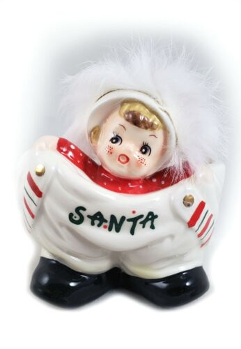 Elf In Santa