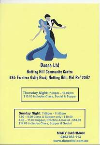 Ballroom Dancing Classes & Socials Notting Hill Monash Area Preview
