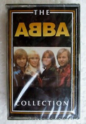 The Collection 2 by Abba Rare Malaysia Cassette Tape Brand New Sealed