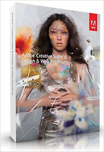 Adobe Design Premium & Web Premium CS6 Creative Suite  6 for Mac FULL VERSION