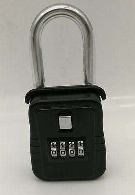 Pack Of 12 Lockbox Key Lock Box For Realtor Real Estate 4 Digit Numeric