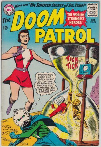 DOOM PATROL #92, DC COMICS, VF+ CONDITION