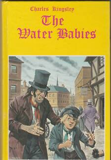 THE WATER BABIES Charles Kingsley ~ HC 1990 Priory Classic