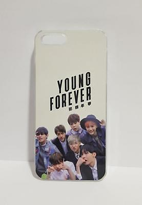 BTS Bangtan Boys Style Bespoke For iPhone iPod Sony Samsung Back Hard Case  P8 Ipod