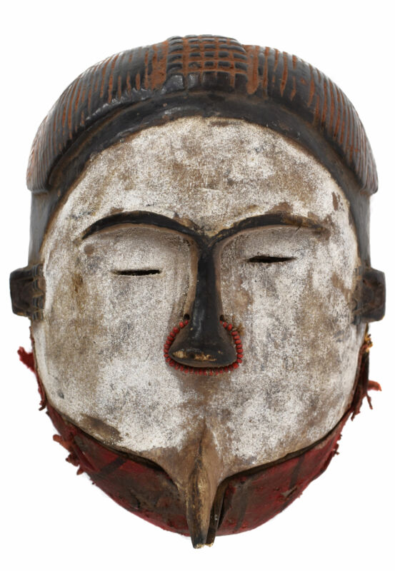 Ogoni Mask Nigeria African Art Collection