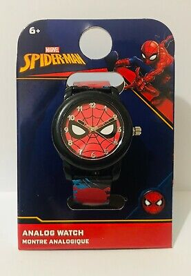 Marvel Spiderman Analog Kids Watch SPD9041WC NEW