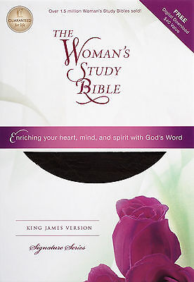 The Woman's Study Bible – King James Version (KJV) (Christianity)