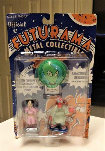 Futurama Metal Collectible Figures