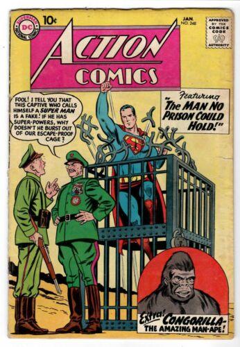 Action Comics #248 Good
