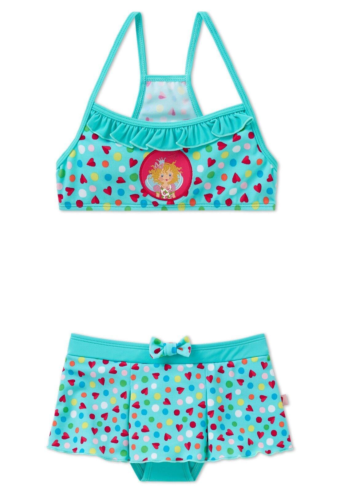 Schiesser Mädchen Bustier Bikini Prinzessin Lillifee - 150508