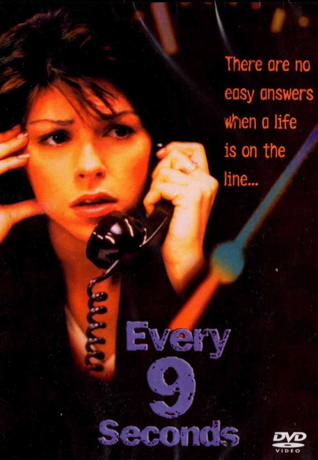 Every 9 Seconds - A Domestic Violence Film [dvd] Women's Crisis Hotline