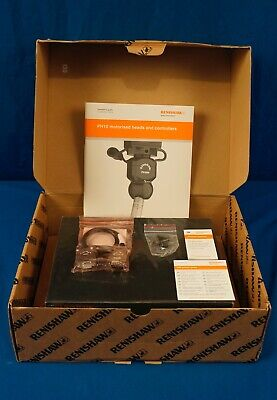 Renishaw Cmm Phc10-2 Rs232 Motorized Probe Head Controller New With Warranty
