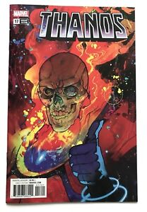 Thanos 17 Variant cover NM