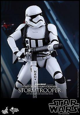 Hot Toys Star Wars The Force Awakens MMS318 Heavy Gunner Stormtrooper 1/6 Figure