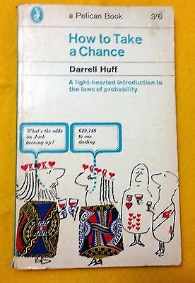 How To Take A Chance By Darrell Huff Free Aust Post Vintage Paperback 1965