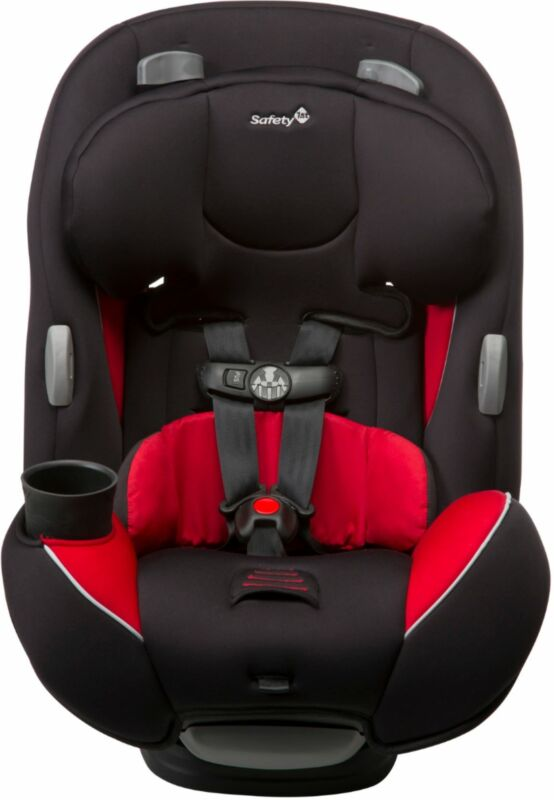 Safety 1st - Continuum 3-in-1 Car Seat - Chili Pepper II