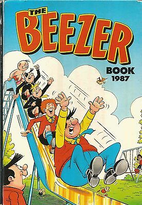 The Beezer Book 1987 annual