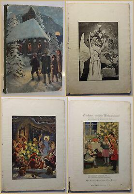 Kubel O schöne, herrliche Weihnachtszeit um 1910 Geschichten Erzählungen sf