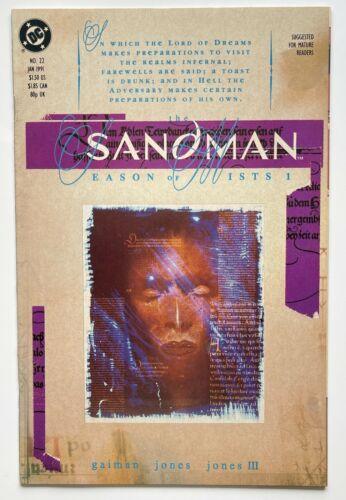 SANDMAN #22 | 1st App Mazikeen | NEIL GAIMAN | NM- | DC Vertigo 1991