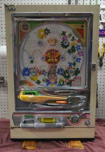 Vintage Pachinko Machine -1977 Ichigin - Fully Restored & Functional